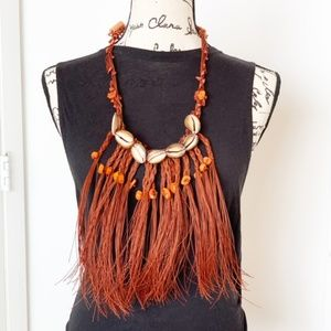 Accessories - New Beautiful Boho Tribal Statement necklace